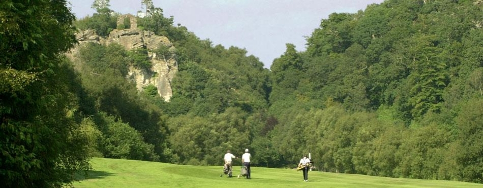 Hawkstone Park Old Course